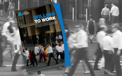 Australian Human Rights Commission – Willing to Work – Report Launch
